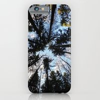 Looking up the Sky iPhone 6 Slim Case