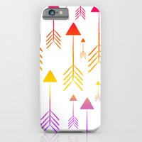 Always on the Rise (summer arrows) iPhone 6 Slim Case