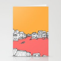The Water Village Stationery Cards