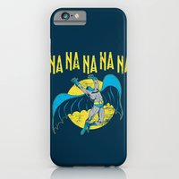 Nocturnal Song iPhone 6 Slim Case