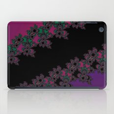 Fractal Layered Lace  iPad Case