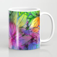 Dream Colored Leaves Mug