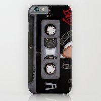 Bad-The Tape iPhone 6 Slim Case