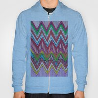 Peruvian Waves Hoody