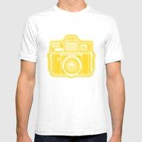 I Still Shoot Film Holga… Mens Fitted Tee White SMALL