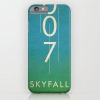 skyfall iPhone 6 Slim Case