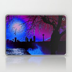 pink sky :o Laptop & iPad Skin