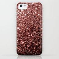 Beautiful Glam Marsala B… iPhone 5c Slim Case