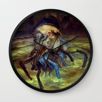 Thrull Wall Clock