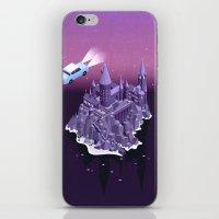 Hogwarts series (year 2: the Chamber of Secrets) iPhone & iPod Skin