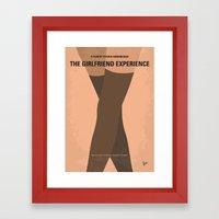 No438 My The Girlfriend … Framed Art Print