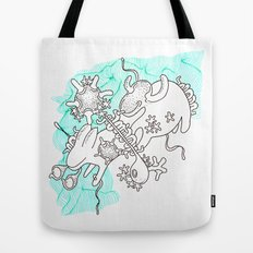 Oh animals Tote Bag