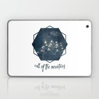 call of the mountains Laptop & iPad Skin