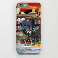 Books are just words on paper until your imagination gives them wings iPhone 6 Slim Case