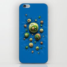 Emoticontagious iPhone & iPod Skin
