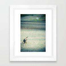 Rabid Chihuahua Framed Art Print