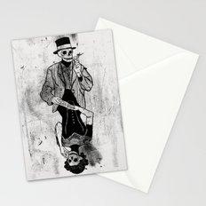 Gra Smierci Stationery Cards