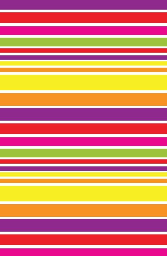 sunshine stripe Art Print