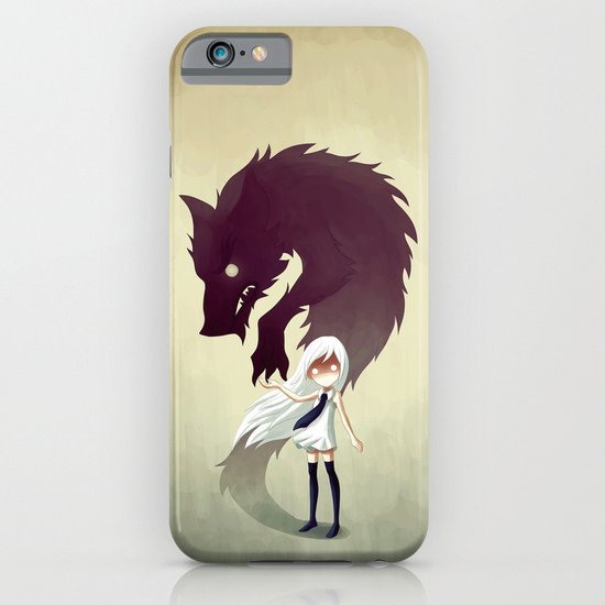 Werewolf iPhone & iPod Case