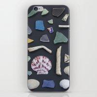 Ocean Study No. 1 iPhone & iPod Skin