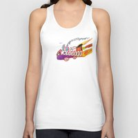 Childhood drawing Unisex Tank Top