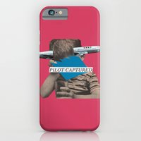 iPhone & iPod Case featuring Pilot Captured by Alicia Ortiz