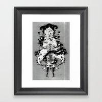 inner spiritzz Framed Art Print