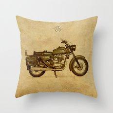 Ducati Motorcycle Meccan… Throw Pillow