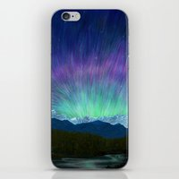 Arctic Aura - Painting iPhone & iPod Skin