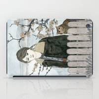 Early Spring Walk iPad Case