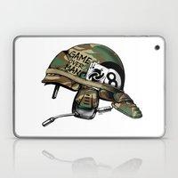 Game Over, Man! Laptop & iPad Skin