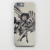 Leisure Burns iPhone 6 Slim Case