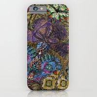Psychedelic Botanical 8 iPhone 6 Slim Case