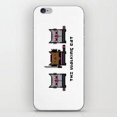 The Walking Cat - Meowchonne iPhone & iPod Skin