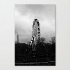 FAIRGROUND I Canvas Print