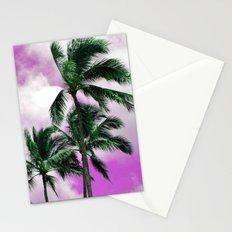 Paradise Palms Stationery Cards