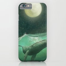 The Whale & The Moon iPhone 6 Slim Case