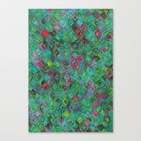 Ripple Effect Canvas Print