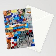 Glitch Pin-Up: Yasmin & Yardley Stationery Cards