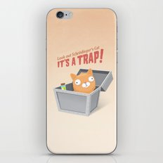 It's a trap! iPhone & iPod Skin