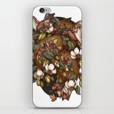 Botanica iPhone & iPod Skin