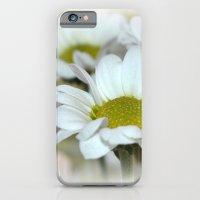 Delicate daisies iPhone 6 Slim Case