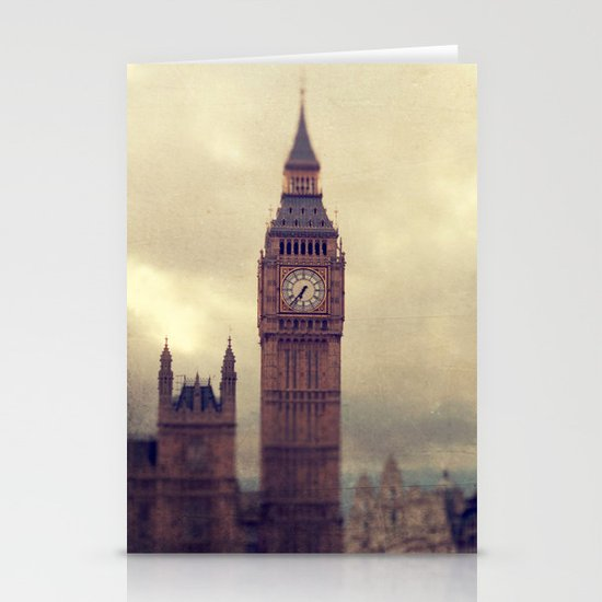 London Stationery Card