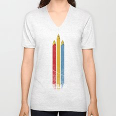 Star Trek - Boldly Go Unisex V-Neck
