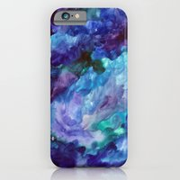 iPhone & iPod Case featuring Pillars of creation by Livi Po