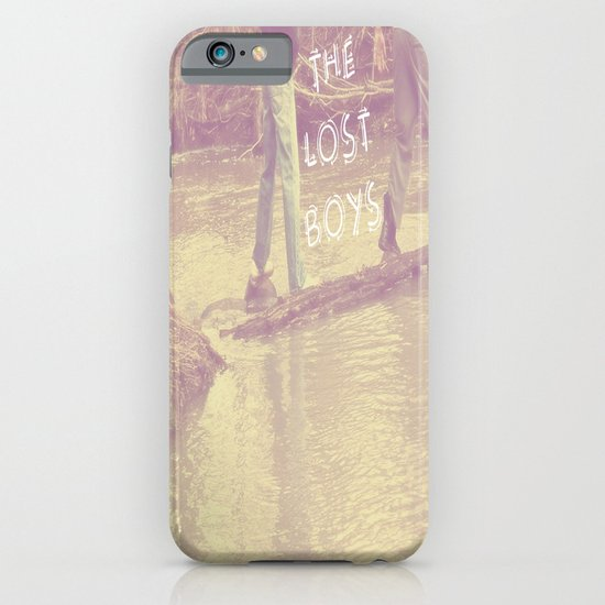 the LOST BOYS iPhone & iPod Case