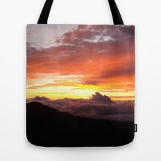 Sunrise - Maui Tote Bag