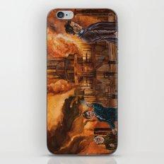 Saviour of Gallifrey iPhone & iPod Skin