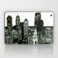 Black And White Philly S… Laptop & iPad Skin