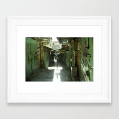 Israel, Jerusalem Framed Art Print